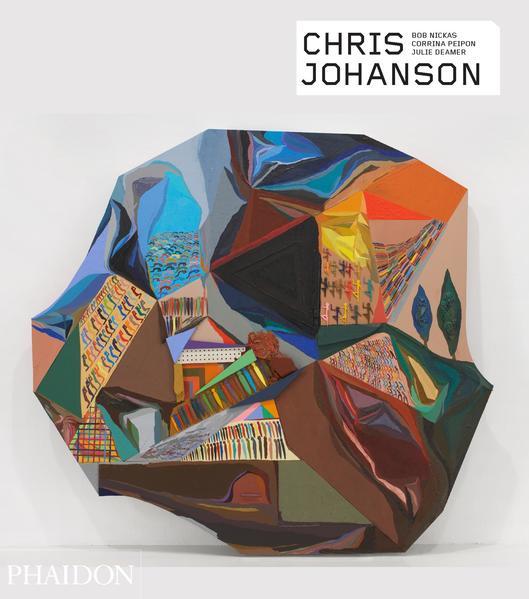 Chris Johanson - Coverbild