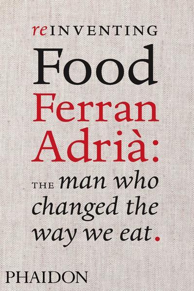 Reinventing Food - Coverbild