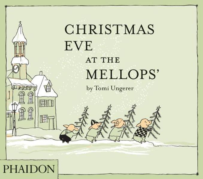 Christmas Eve at the Mellops' - Coverbild