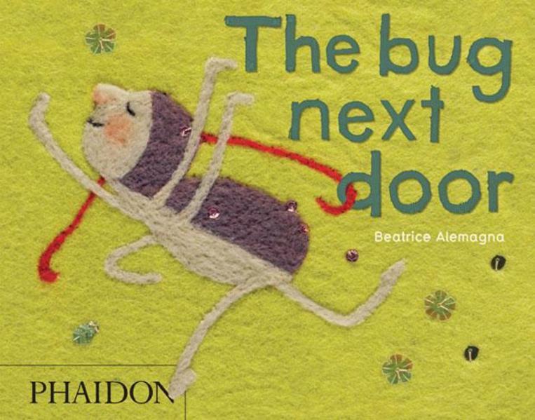 The Bug Next Door - Coverbild
