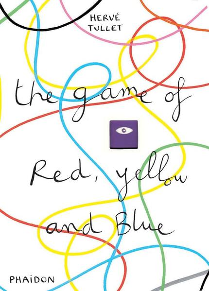 The Game of Red, Yellow and Blue - Coverbild