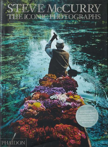 Steve McCurry: The Iconic Photographs - Coverbild