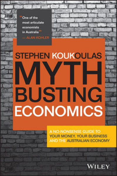 Myth-Busting Economics - Coverbild