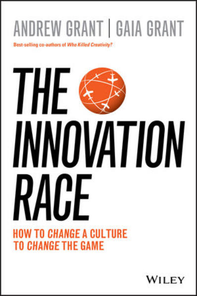 The Innovation Race - Coverbild