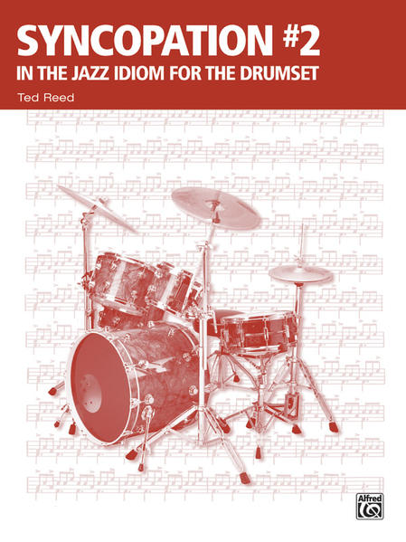 Syncopation No. 2: In the Jazz Idiom for the Drum Set - Coverbild