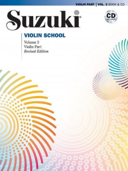 Suzuki Violin School Violin Part & CD, Volume 3 PDF Jetzt Herunterladen