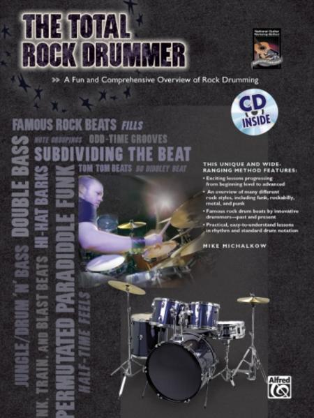 The Total Rock Drummer PDF Download