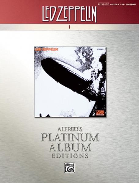 Led Zeppelin: I Platinum Guitar - Coverbild