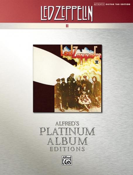 Led Zeppelin: II Platinum Guitar - Coverbild