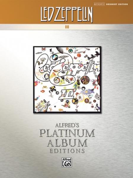 Led Zeppelin: III Platinum Drums - Coverbild