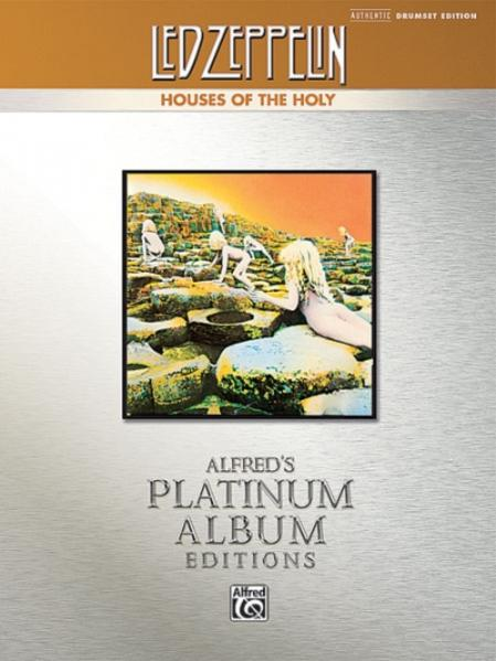Led Zeppelin: Houses of the Holy Platinum Drums - Coverbild