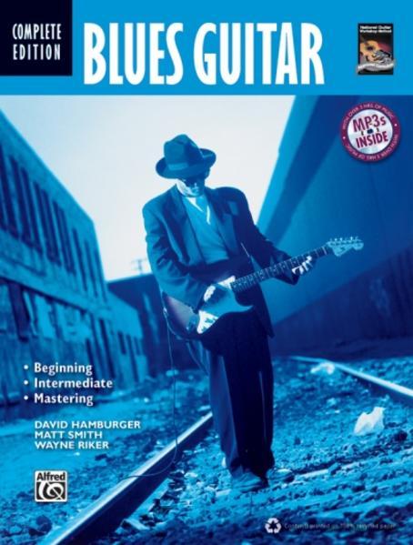 Download PDF Kostenlos Blues Guitar Method Complete Edition