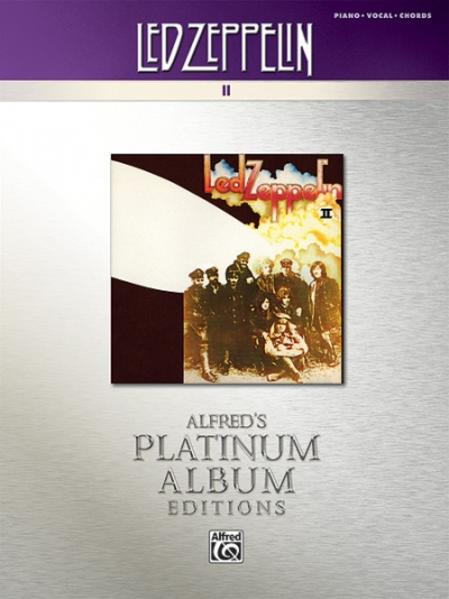 Led Zeppelin: II Platinum Edition - Coverbild