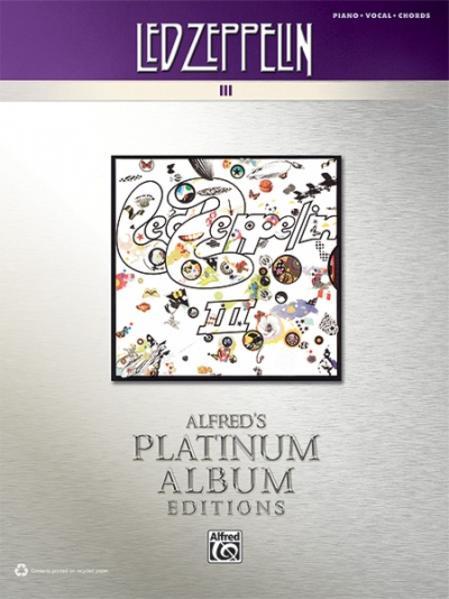 Led Zeppelin: III Platinum Edition - Coverbild