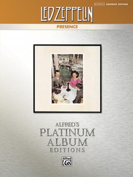 Led Zeppelin: Presence Platinum Drums - Coverbild