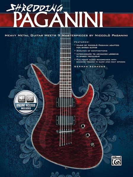 Kostenloser Download Shredding Paganini PDF