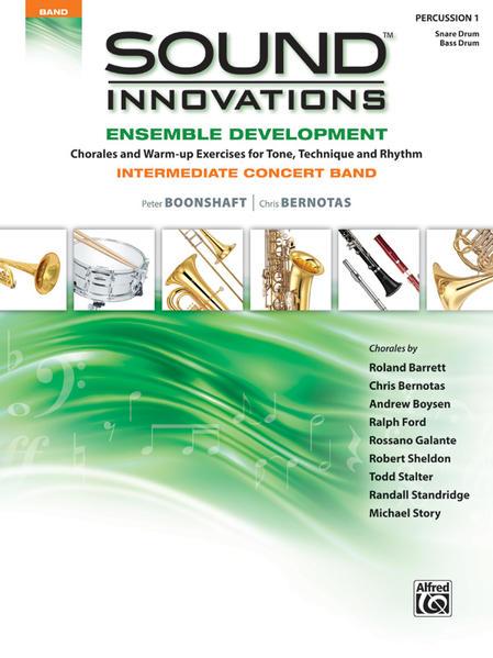 Sound Innovations for Concert Band: Ensemble Development - Coverbild