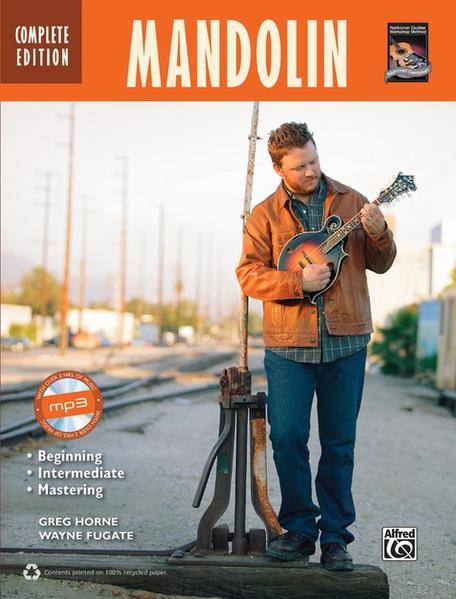 Complete Mandolin Method - Coverbild