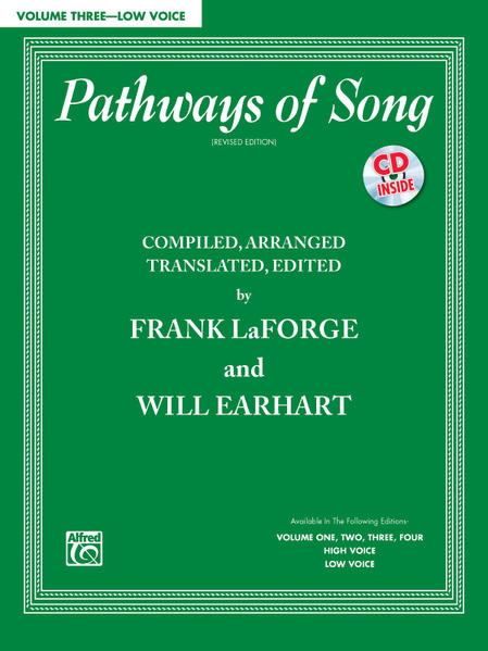 Pathways of Song, Volume 3 - Coverbild