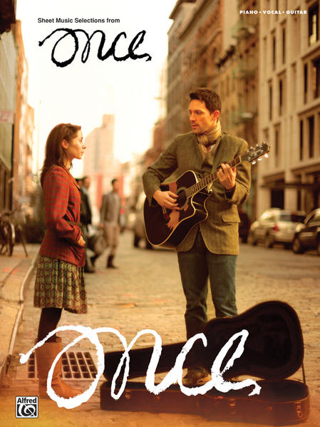 Once: Sheet Music from the Broadway Musical - Coverbild