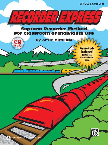 Recorder Express - Coverbild
