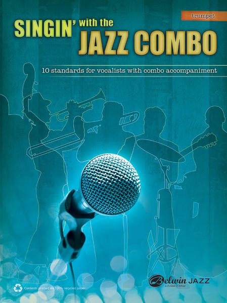 Singin' with the Jazz Combo - Coverbild