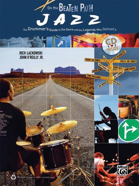 On the Beaten Path: Jazz - Coverbild