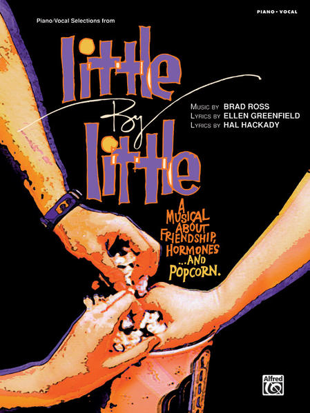 Little by Little: Piano/Vocal Selections - Coverbild
