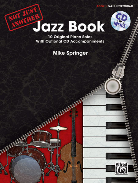 Not Just Another Jazz Book Volume 2 - Coverbild