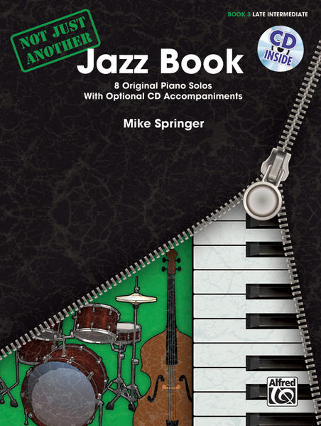 Not Just Another Jazz Book Volume 3 - Coverbild