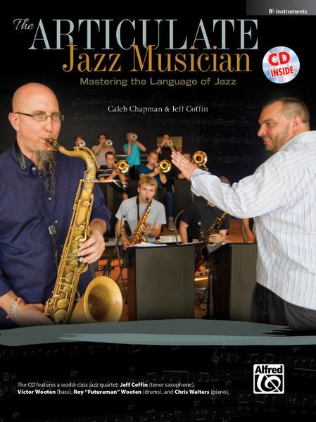 The Articulate Jazz Musician - Coverbild