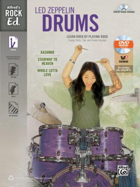 Kostenloser Download Alfred's Rock Ed.: Led Zeppelin Drums Epub
