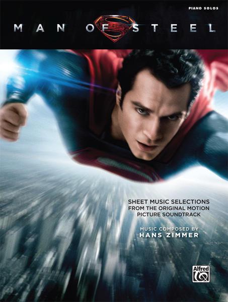 Man Of Steel - Coverbild
