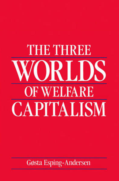 The Three Worlds of Welfare Capitalism - Coverbild