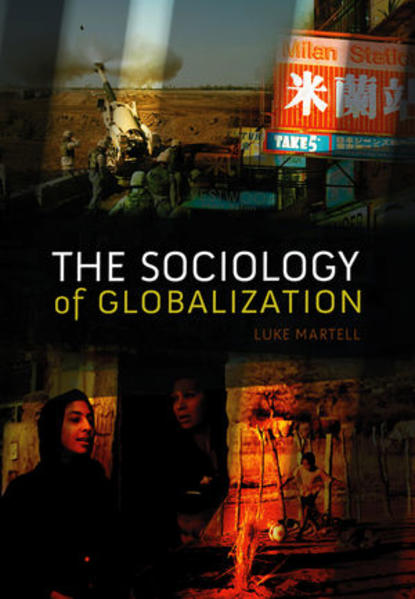 The Sociology of Globalization - Coverbild