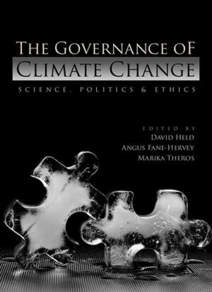 The Governance of Climate Change - Coverbild