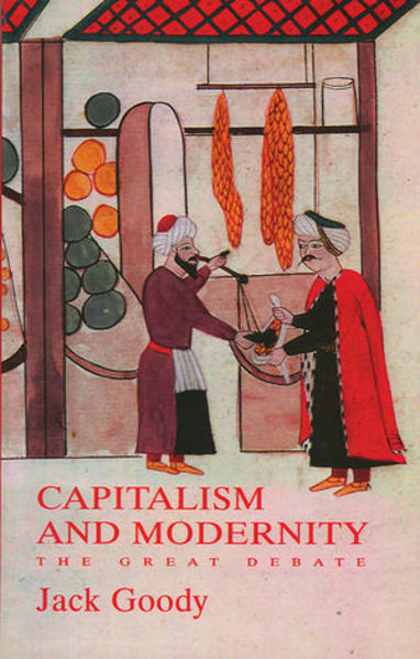 Capitalism and Modernity - Coverbild