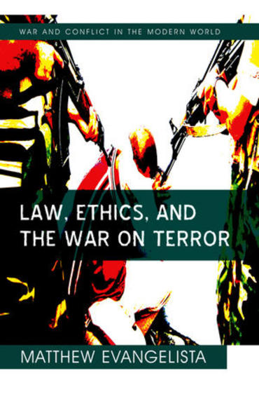 Law, Ethics, and the War on Terror - Coverbild