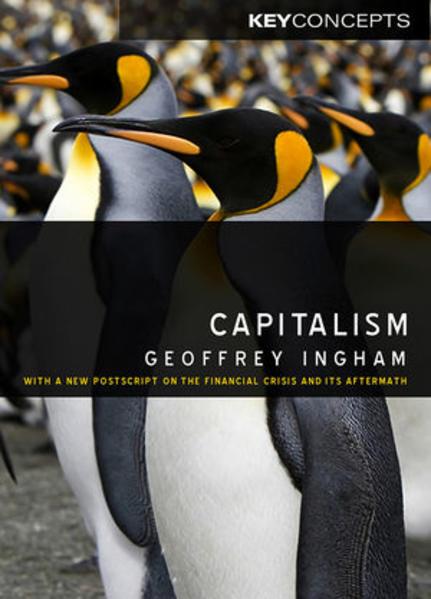 Capitalism - Coverbild