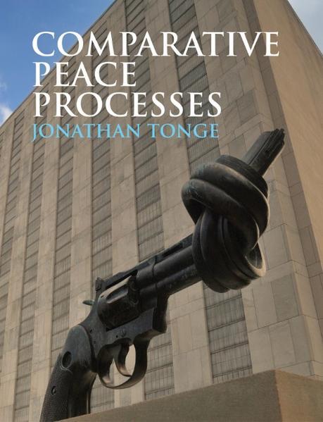 Comparative Peace Processes - Coverbild