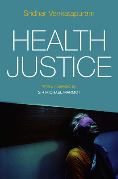 Health Justice - Coverbild