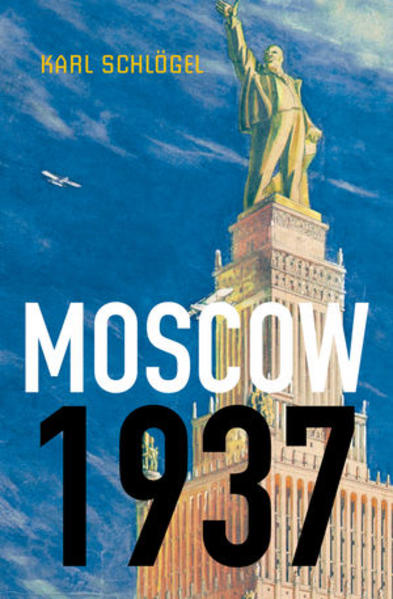 Moscow, 1937 - Coverbild