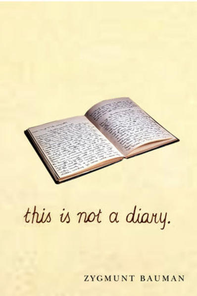 This is not a Diary - Coverbild
