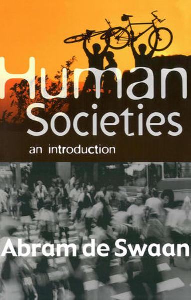 Human Societies - Coverbild