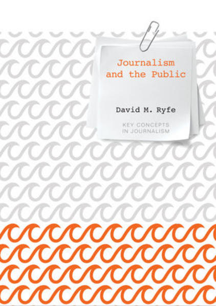 Journalism and the Public - Coverbild