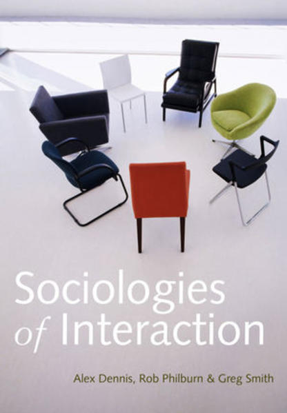 Sociologies of Interaction - Coverbild