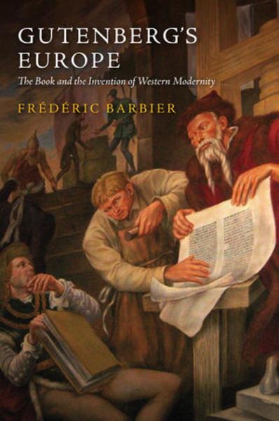 Gutenberg's Europe - Coverbild