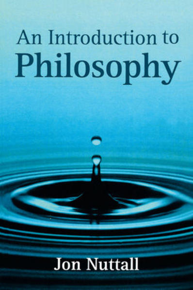 An Introduction to Philosophy - Coverbild