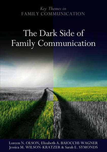 The Dark Side of Family Communication - Coverbild