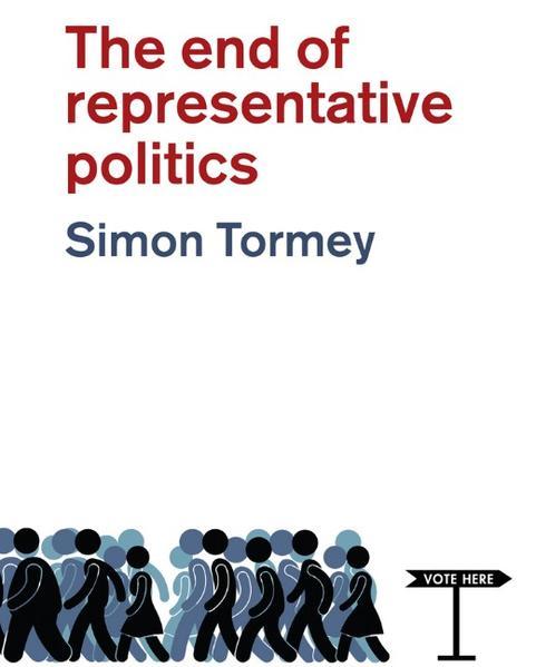 The End of Representative Politics - Coverbild